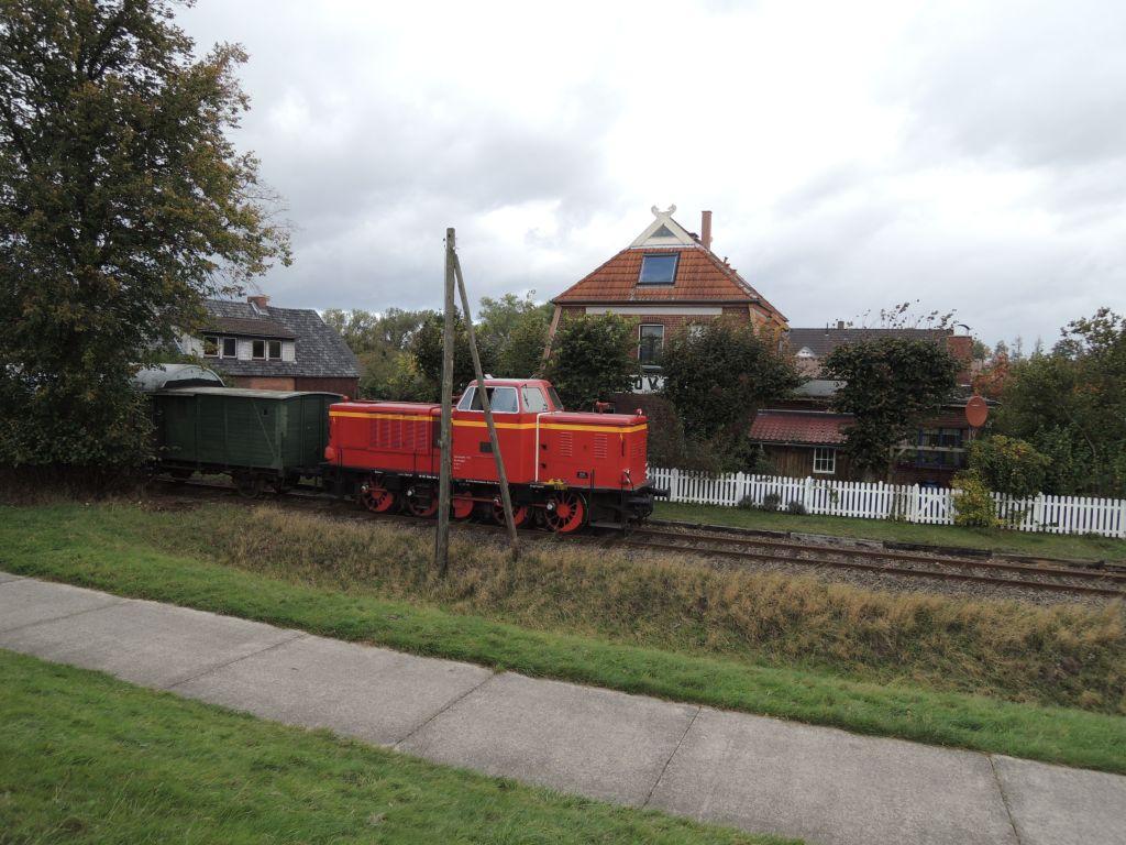 Der Heide-Express in Mover