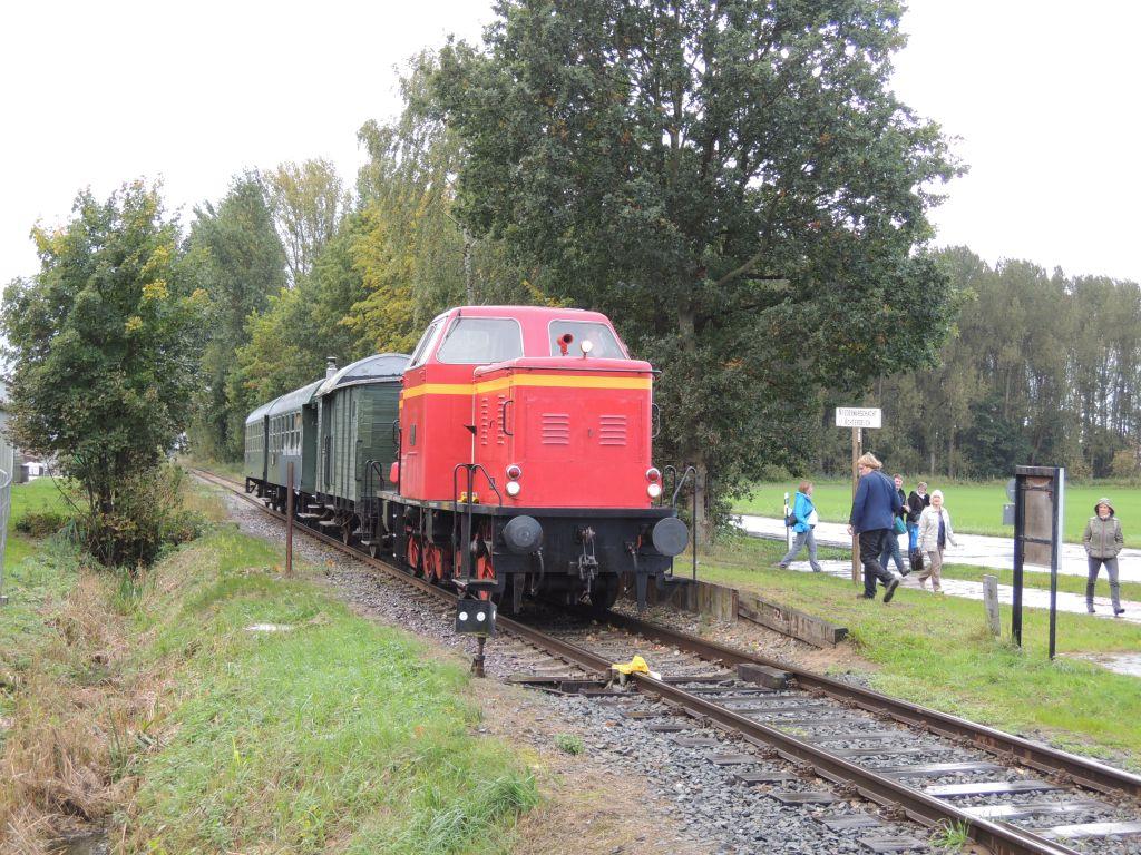Der Heide-Express in Niedermarschacht-Achterdeich