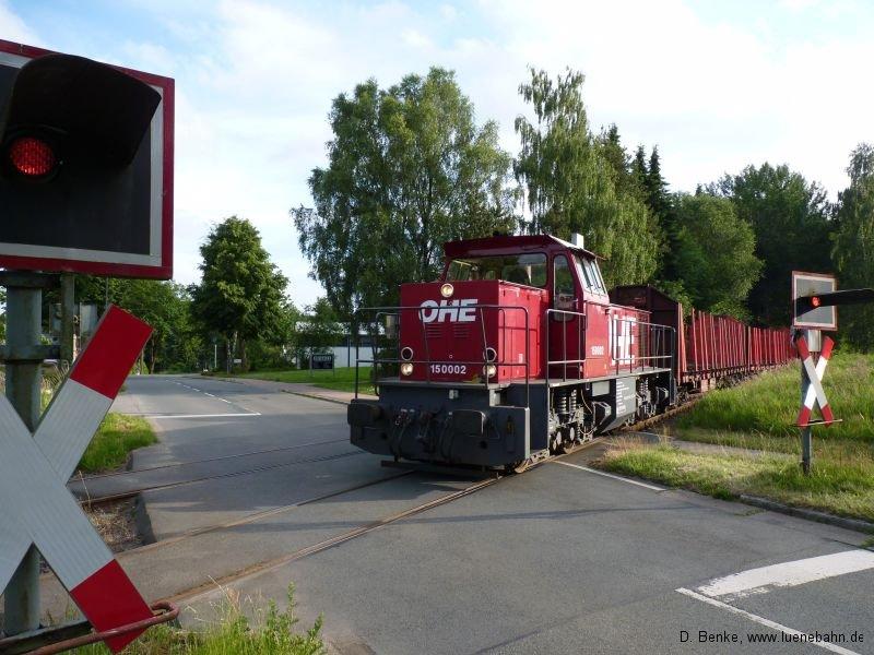OHE 150002 in Hützel
