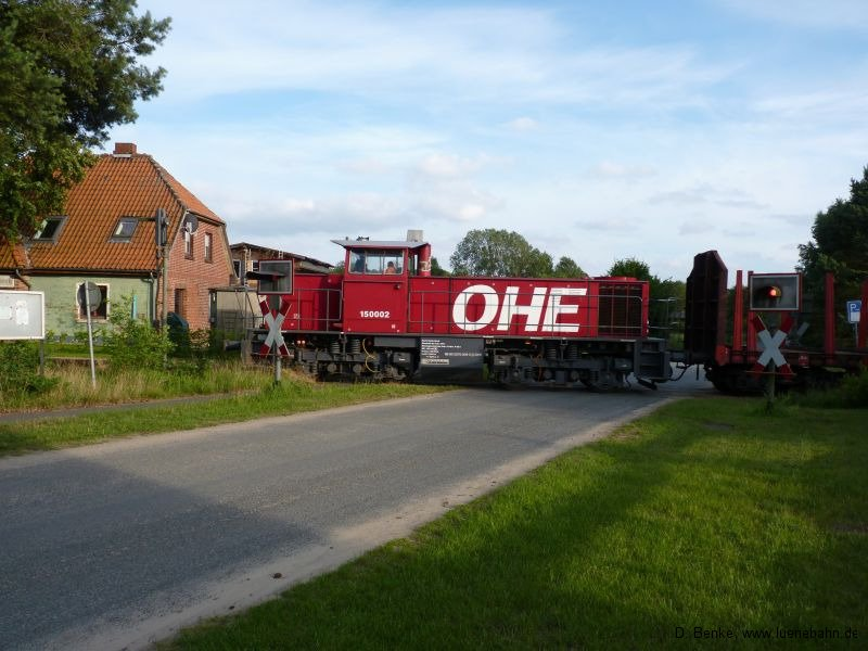 OHE 150002 in Schwindebeck
