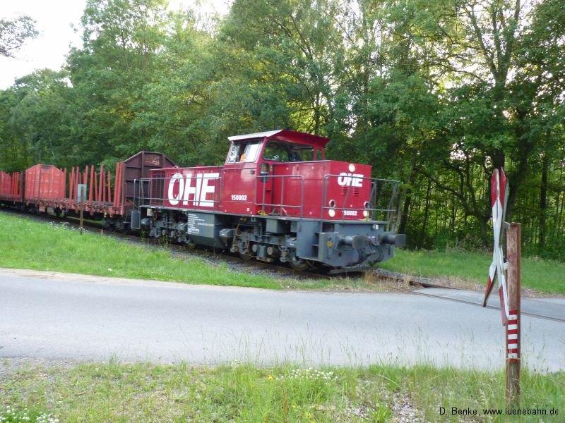 OHE 150002 in Heinsen