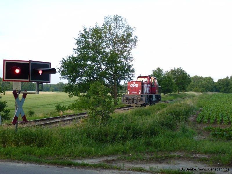 OHE 150002 in Wohlenbüttel