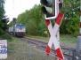 Betrieb auf der Lüneburger Hafenbahn
