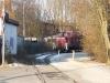 Betrieb auf der Lüneburger Industriebahn