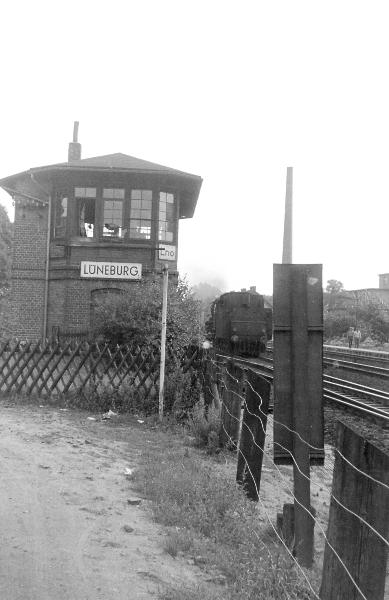 Bahnübergang Eisenbahnweg
